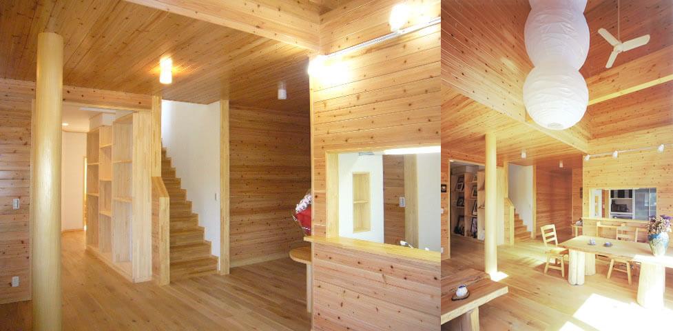 木造軸組構法(在来工法)